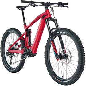 FOCUS Sam² 6.7 E-MTB Full Suspension red